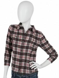 gryphon red plaid shirt