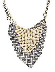 guess mesh necklace
