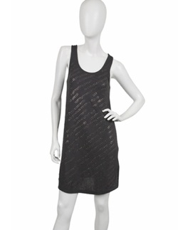 haute hippie sultry knit tank dress