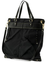 Hayden Harnett convertible flight tote