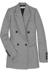 Stella McCartney houndstooth blazer