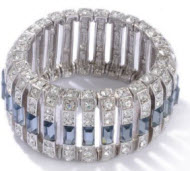 Iman Brilliant bracelet - global chic for HSN
