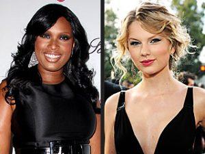 Jennifer Hudson & Taylor Swift