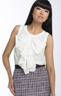 kate spade cloey blouse