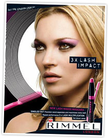 Kate Moss for Rimmel