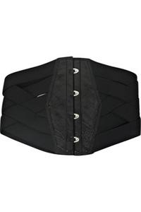 kiki de montparnasse wide bandage waist belt