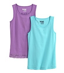kmart girls tanks
