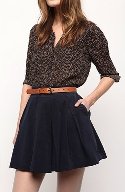 lark and wolff by steven alan pixie skirt