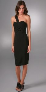 7889137b316 Heigl s Armani-designed sexy LBD caught my attention (in a good way)