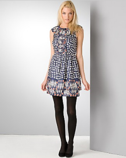 leifsdottir silk dress