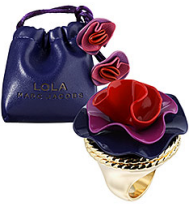 lola marc jacobs perfume ring
