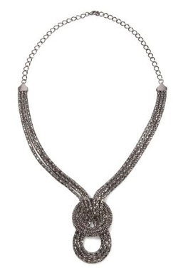 love-knot necklace