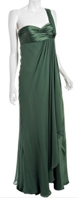 marc bouwer glamit jade satin one shoulder dress