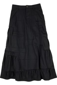 marc by marc jacobs felt maxi skirt