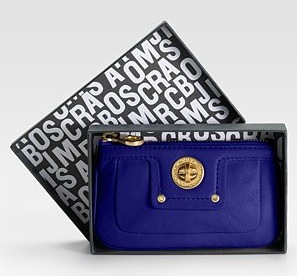 marc jacobs totally turnlock pouch