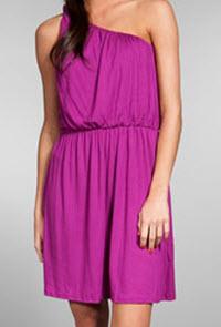 one-shoulder dresses