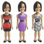 Michelle Obama as an action figure