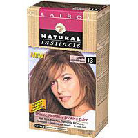 Clairol Natural Instincts Suede Light Brown