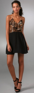 karina grimaladi antonella leopard mini dress