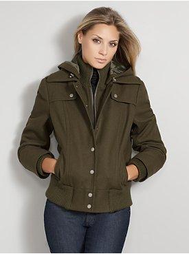 ny&co bomber jacket
