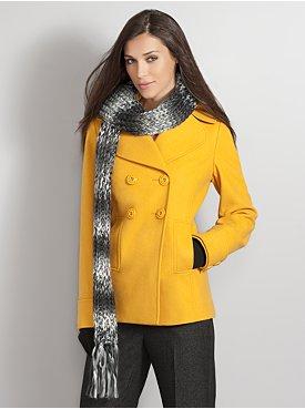 ny&co pea coat
