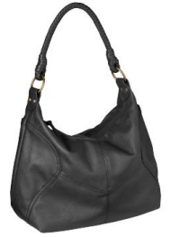 old navy faux leather hobo