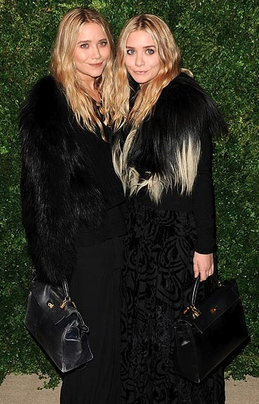 Leather Handbags - Olsen Twins