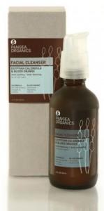 pangea organics facial wash
