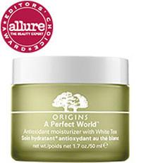 Origins a perfect world antioxidant moisturizer