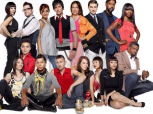 project runway new cast