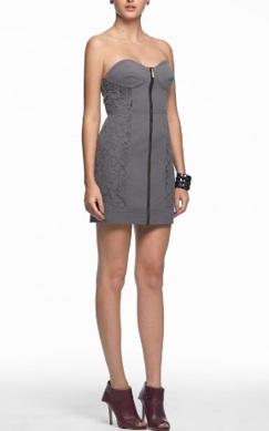 rachel rachel roy corset dress