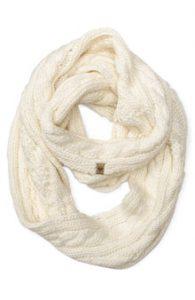 roxy glow infinity scarf