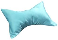 satin travel pillow