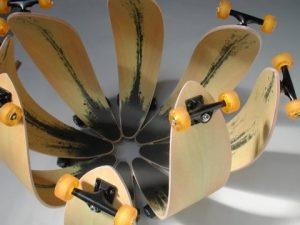 skateboard-flower