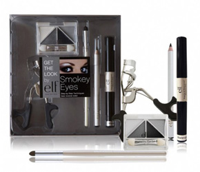 e.l.f. cosmetics smoky eye shadow kit