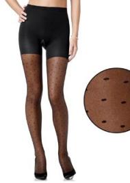 spanx swiss dot tights