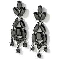 american glamour badgley mischka statement drop earrings