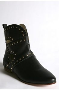 studded-black-bootie