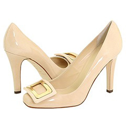 Oprah Kate Spade Susie in pale blush patent