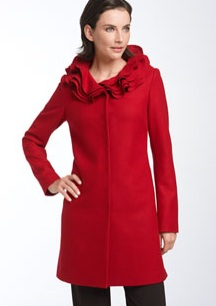 t tahari calypso coat
