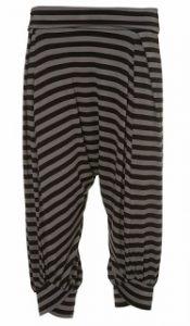 topshop striped harem pant