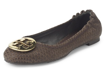 a0e4c29dd Deal Of The Day  40% Off Tory Burch Reva Flats – Tory Burch Reva ...