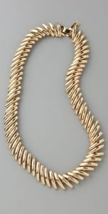 tuleste market macaroni necklace