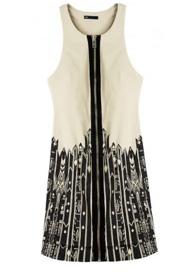 vena cava gap sleeveless dress
