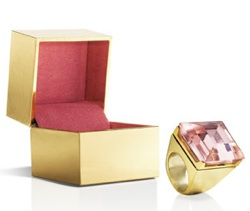 very hollywood parfum ring