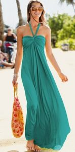 victorias-secret-teal-maxi-dress
