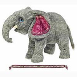 real fur friends zambi the baby elephant