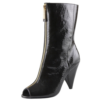 Christian Siriano for Payless geneva zip front boot